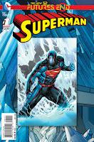Os Novos 52! O Fim dos Futuros - Superman #1