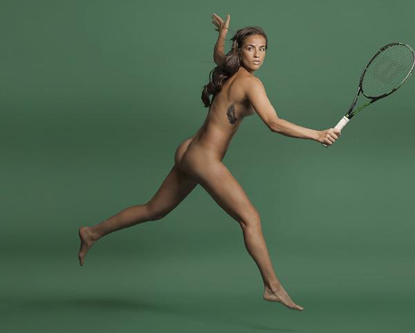 Sexy tennis: Paula Ormaechea