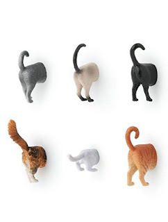 Cat Butt Magnets, unique gifts