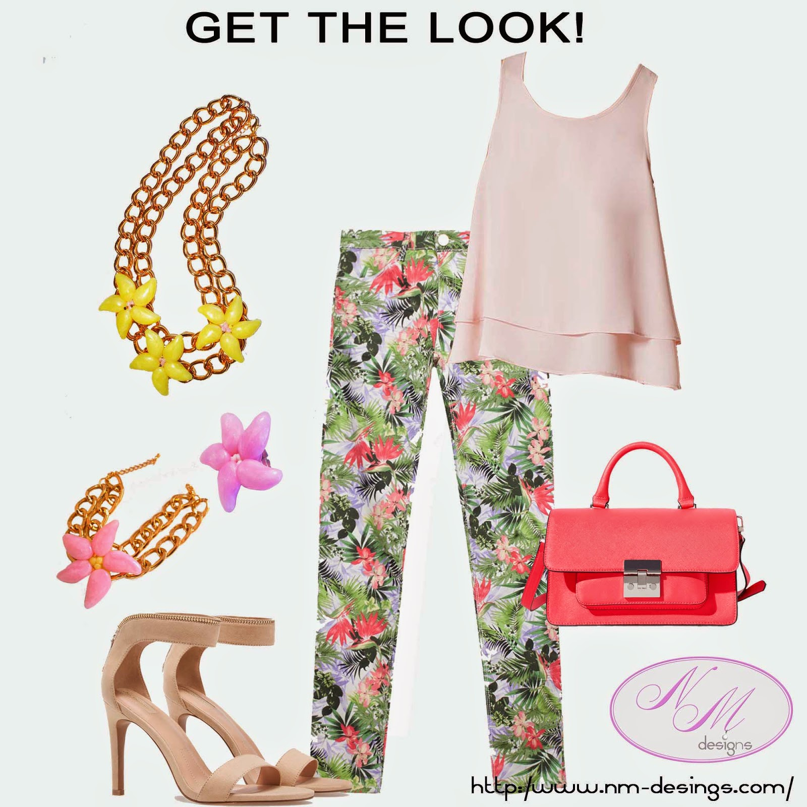 GET THE LOOK FROM 11TH JUNE 14