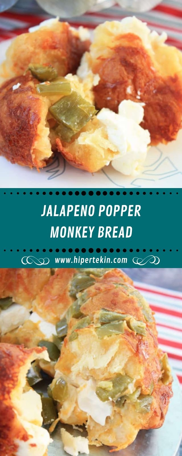 JALAPENO POPPER MONKEY BREAD