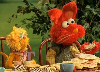 Sesame Street Abby in Wonderland