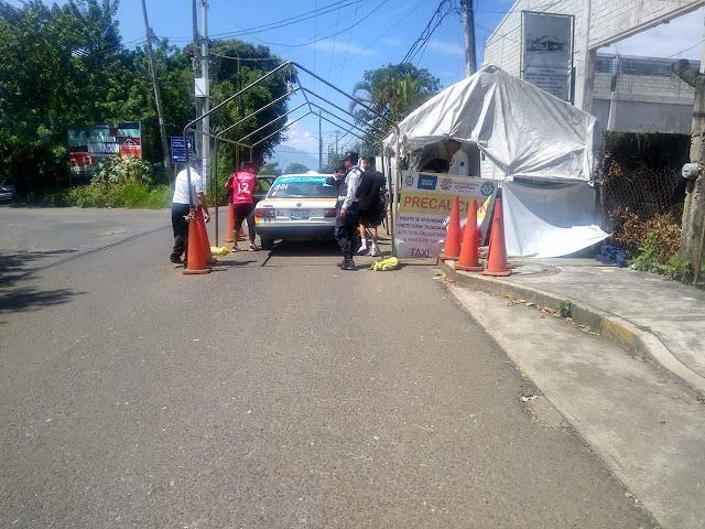 Privan de la libertad a dos oficiales de tránsito en Cordoba
