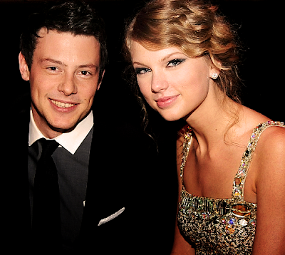 Cory Monteith dan Tailor Swift