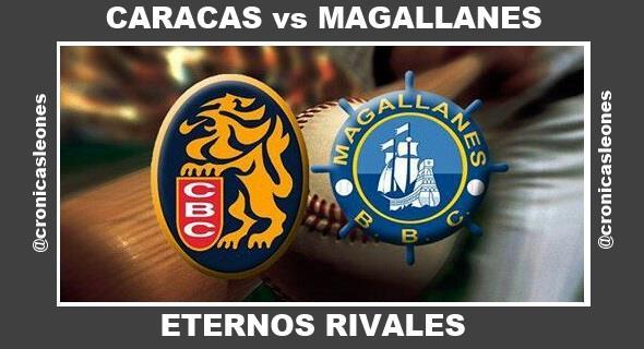 Magallanes puso contra las cuerdas al Caracas | Analitica.com