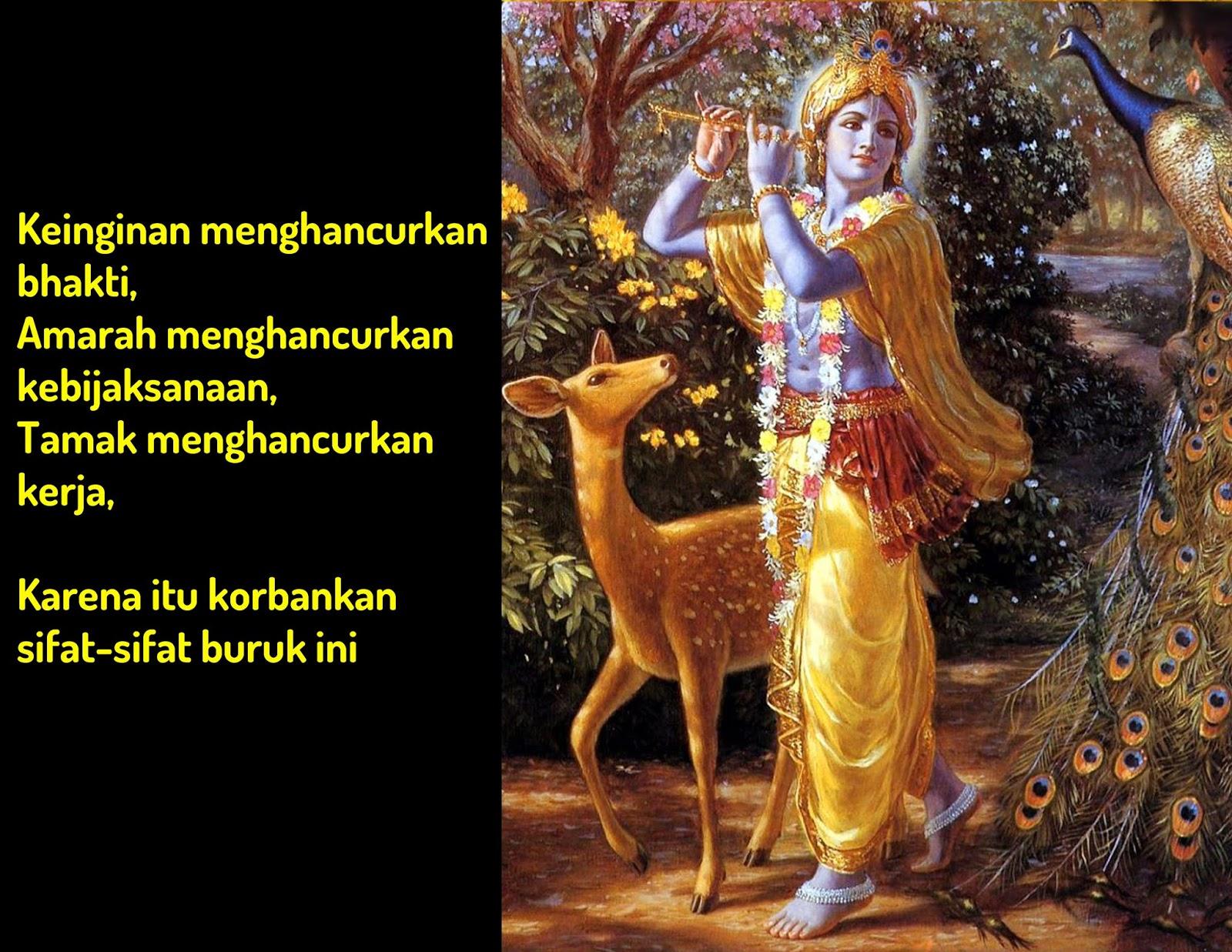 Mutiara Hindu : Apakah roh jahat itu ada? Jika ada ...