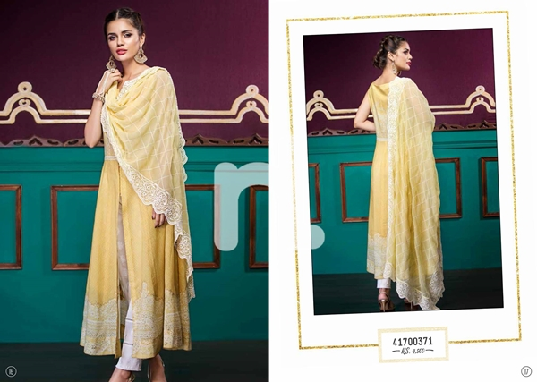 Nisha Eid Collection By Nishat Linen For Women
