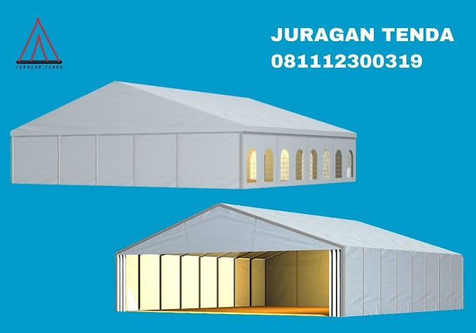 Harga Tenda Roder Pernikahan 081112300319