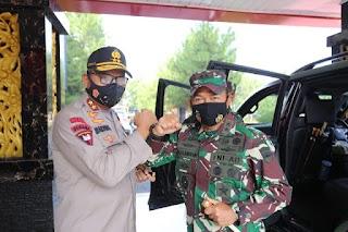 Pangdam I/BB dan Kapoldasu Akan Pantau Daerah Rawan Gangguan Pilkada