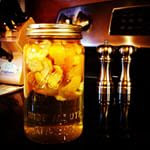 orange%2Binfused%2Bvinegar - Homemade Orange Infused Vinegar