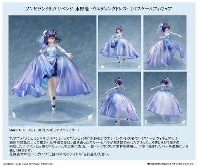 Zombie Land Saga – Mizuno Ai -Wedding Dress- , F:NEX (FuRyu)