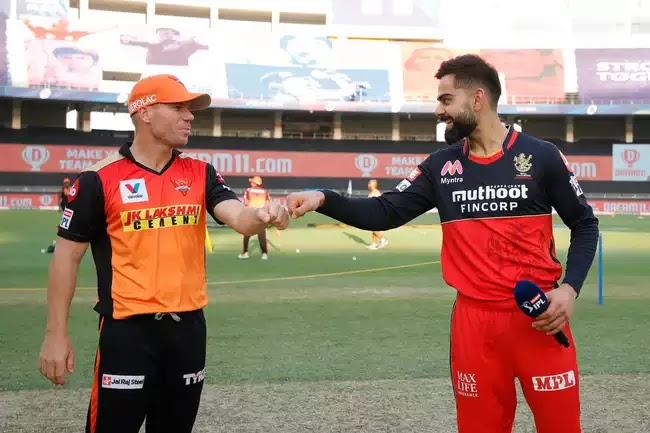 Dream11 IPL 2020 Match 3 RCB vs SRH