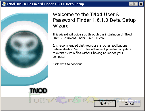 TNod User & Password Finder Latest Version