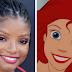 'A Pequena Sereia': Halle Bailey será Ariel da Disney