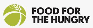 FOOD FOR THE HUNGRY JOB VACANCIES 2020 (Penempatan Medan dan Mentawai)