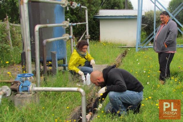 ULagos revela buena calidad de los sistemas de agua potable rural en la Provincia de Osorno