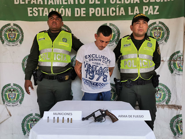 Venezolano armado  con un revolver golpeó a un arrendador de piezas e hirió a su paisano