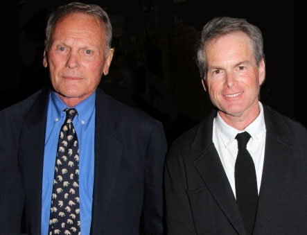 OUTTAKE VOICES™: Icon Tab Hunter Hosts Ptown Film Fest ... Tab Hunter Partner