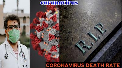 coronavirus death rate and coronavirus cure,coronavirus update