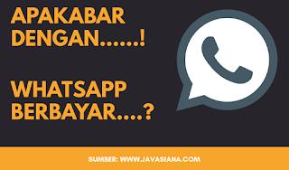 Rilis Whatsapp Premium