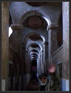 BALNEARI-LA PUDA-MONTSERRAT-INTERIOR-VISITES-BALNEARIS-EDIFICIS-ANTICS-FOTOS-ARTISTA-PINTOR-ERNEST DESCALS