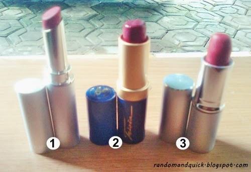 Random Wonderland: Red Lipsticks : Wardah Long Lasting