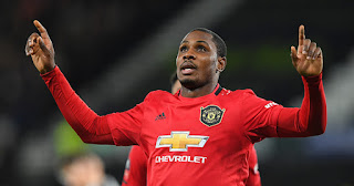 PSG shows shock interest for former and Manchester United striker Ighalo