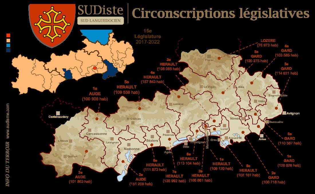Les députés du Languedoc