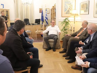 ΜΑΖΙ η Περιφέρεια με το Γεωπονικό Πανεπιστήμιο Αθηνών και το ΕΜΠ
