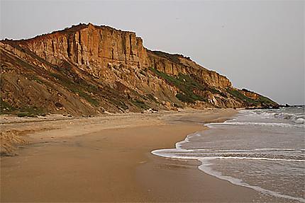 Plage, Popenguine, village, tourisme, restaurant, visiteurs, vacance, loisirs, falaise, sable, sortie, détente, sport, pèlerinage, catholiques, LEUKSENEGAL, Dakar, Sénégal, Afrique