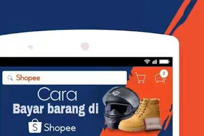 Cara Mudah Melakukan pembayaran di shopee Via Indomaret, Alfamart, dan Transfer ATM