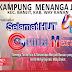 Kampung Menanga Jaya Mengucapkan Selamat HUT 4 Tahun Genta Merah