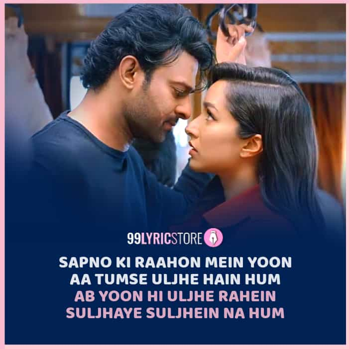 BABY WON'T YOU TELL ME from movie Saaho