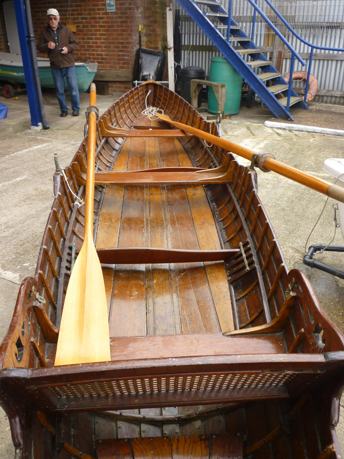 Pictures Of Clinker Brick And Lava Rock Houses: Port-na-Storm: Traditional Clinker Rowing Boats For Sale