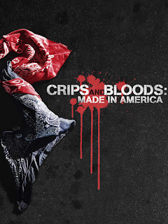 Portada documental Crips and Bloods - Made in America