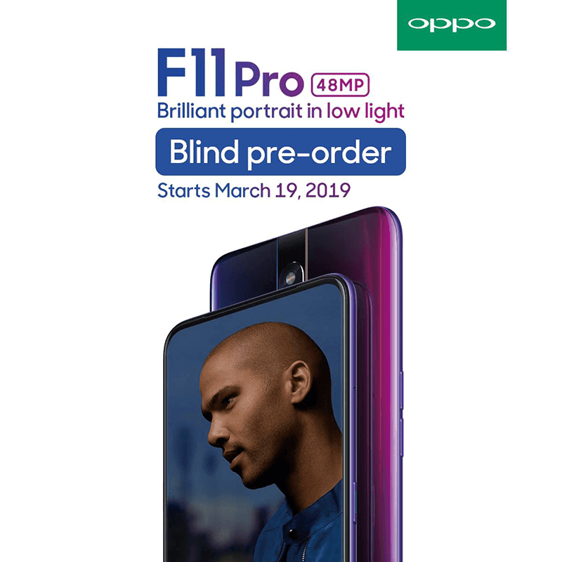 OPPO F11 Pro is now on pre-order in Philippines!