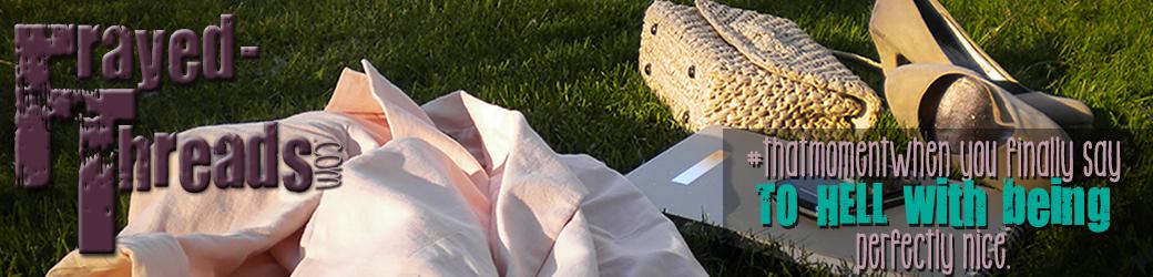 frayed threads | a utah fashion blog