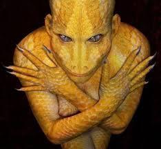 Jamás sabremos la verdad sobre la imagen del reptiliano en 4Chan