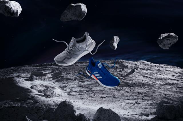 loạt giày sneaker đệm Boost mới của Adidas