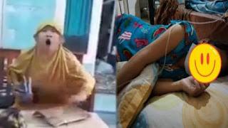 Dihujat Netizen, Emak-Emak Yang Mencaci Maki Kurir Diinfus