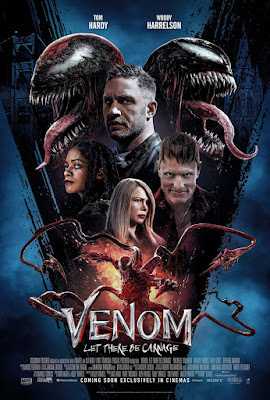 Venom Let There Be Carnage Movie Poster 5