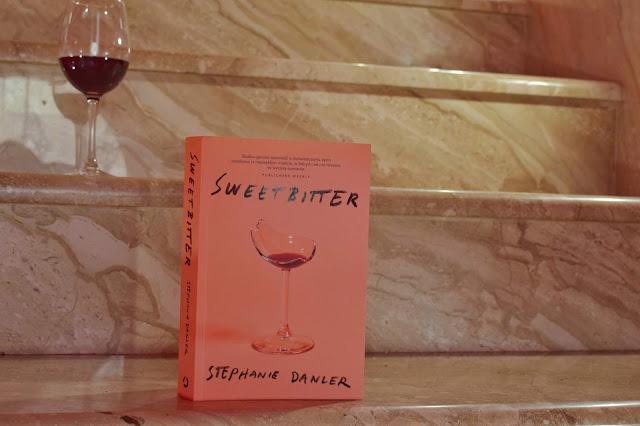 """Stephanie Danler - ,,Sweetbitter"""" (recenzja przedpremierowa)"""