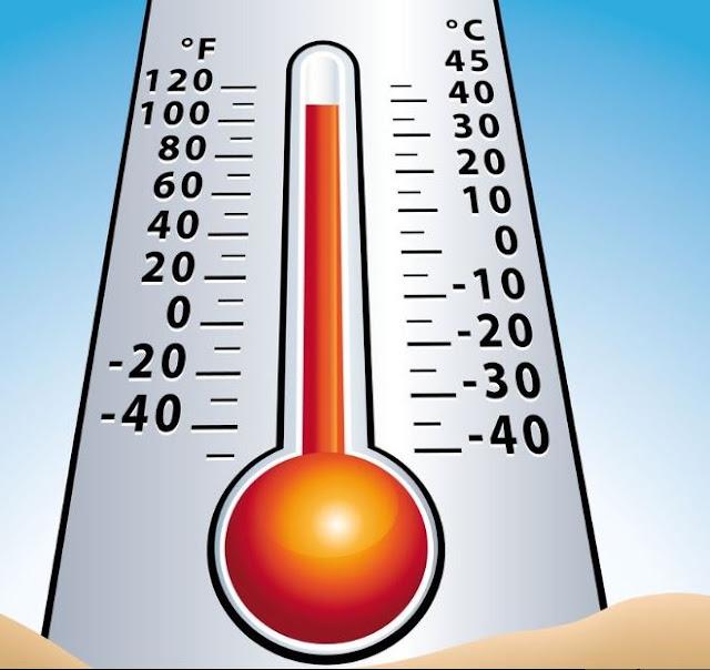 ماهي حرارة الجسم الطبيعية للانسان