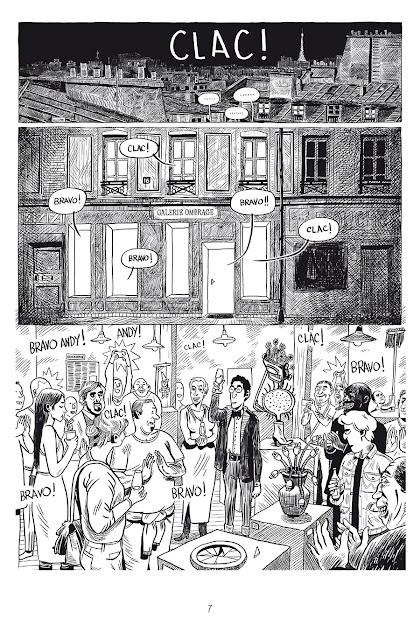 """page de """"WHITE SPIRIT"""" de Dédo et Weldohnson chez Delcourt"""