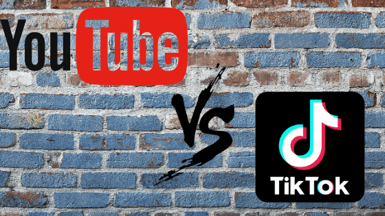 Youtube vs Tik Tok | Tik Tok Rating Down