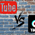 Youtube vs Tik Tok   Tik Tok Rating Down