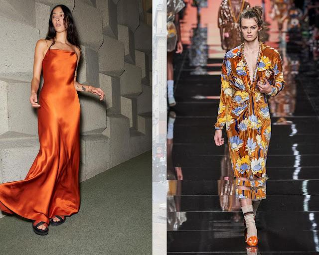 Палочка корицы модные цвета весна-лето 2020 2