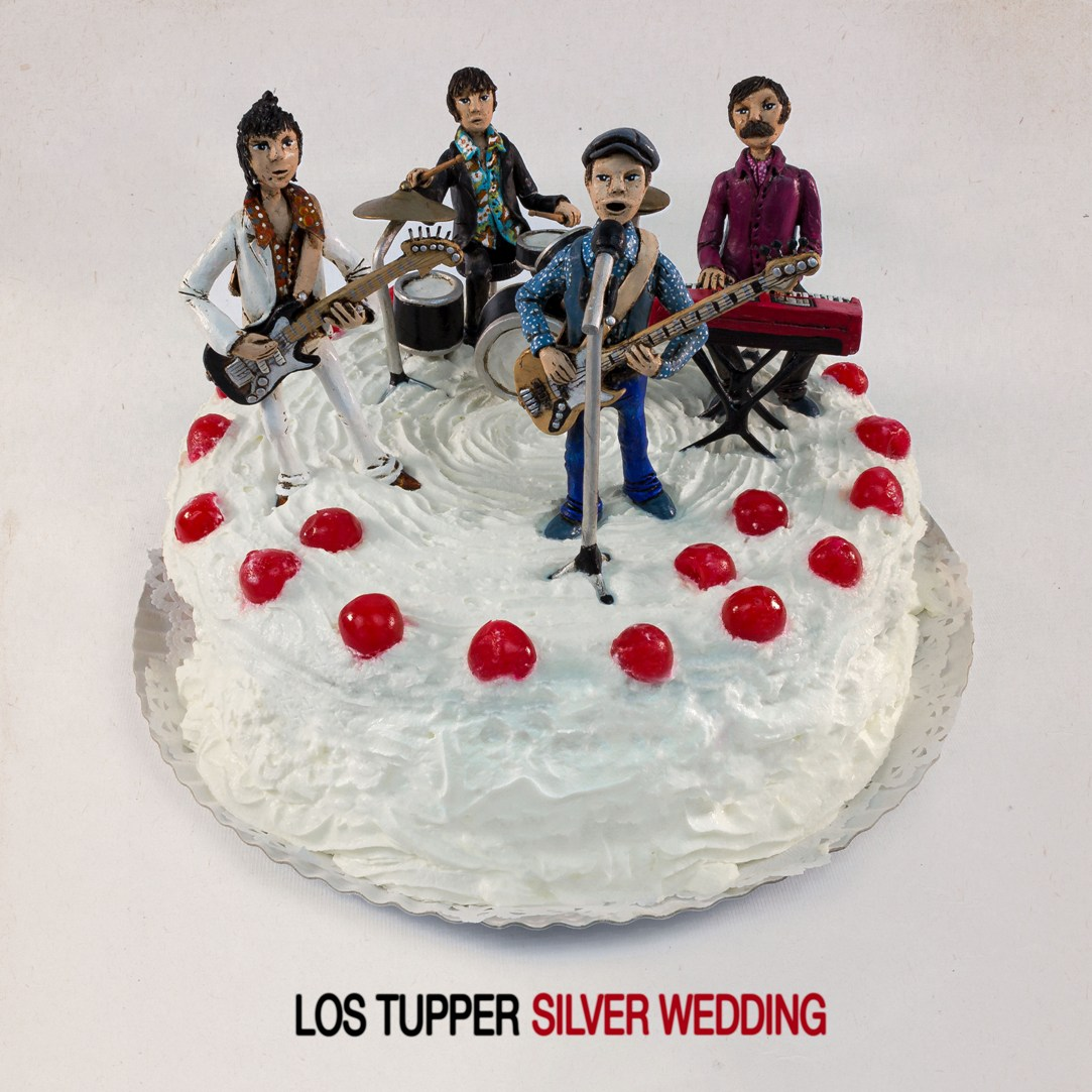 Los Tupper - Silver Wedding (2020): compromiso con el rock and roll