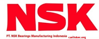 Lowongan PT NSK Bearing Manufacturing - Operator Produksi bagi lulusan SMA/SMK maupun D3 S1.