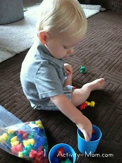 Learning with Your 15 Month Old